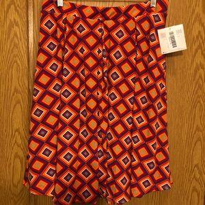 LuLaRoe Madison Skirt Size XL